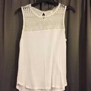 H&M Knitted tank top